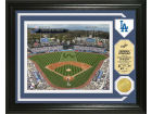 Los Angeles Dodgers Highland Mint Photo Mint Coin-Bronze Collectibles