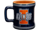 Illinois Fighting Illini Boelter Brands 2oz Mini Mug Shot BBQ & Grilling