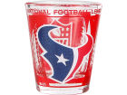 Houston Texans Hunter Manufacturing 3D Wrap Color Collector Glass Collectibles