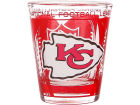 Kansas City Chiefs Hunter Manufacturing 3D Wrap Color Collector Glass Collectibles