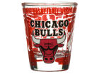 Chicago Bulls Hunter Manufacturing 3D Wrap Color Collector Glass Collectibles