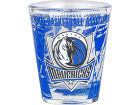 Dallas Mavericks Hunter Manufacturing 3D Wrap Color Collector Glass Collectibles