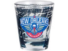 New Orleans Pelicans Hunter Manufacturing 3D Wrap Color Collector Glass Collectibles