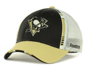Reebok NHL Chase Burner Flex Cap Stretch Fitted Hats