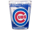 Chicago Cubs Hunter Manufacturing 3D Wrap Color Collector Glass Collectibles