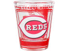 Cincinnati Reds Hunter Manufacturing 3D Wrap Color Collector Glass Collectibles