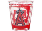 Los Angeles Angels of Anaheim Hunter Manufacturing 3D Wrap Color Collector Glass Collectibles