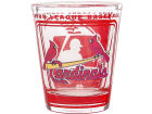 St. Louis Cardinals Hunter Manufacturing 3D Wrap Color Collector Glass Collectibles