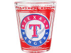 Texas Rangers Hunter Manufacturing 3D Wrap Color Collector Glass Collectibles
