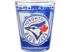 Toronto Blue Jays Hunter Manufacturing 3D Wrap Color Collector Glass Collectibles