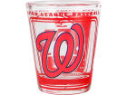 Washington Nationals Hunter Manufacturing 3D Wrap Color Collector Glass Collectibles