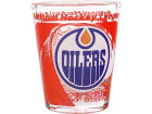 Edmonton Oilers Hunter Manufacturing 3D Wrap Color Collector Glass Collectibles