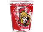 Ottawa Senators Hunter Manufacturing 3D Wrap Color Collector Glass Collectibles