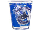 Vancouver Canucks Hunter Manufacturing 3D Wrap Color Collector Glass Collectibles