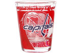 Washington Capitals Hunter Manufacturing 3D Wrap Color Collector Glass Collectibles