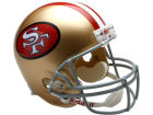 San Francisco 49ers Riddell NFL Deluxe Replica Helmet Collectibles