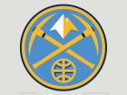 Denver Nuggets Wincraft Die Cut Color Decal 8in X 8in Bumper Stickers & Decals