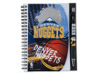 Denver Nuggets 5x7 Spiral Notebook And Pen Set Home Office & School Supplies