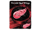 Detroit Red Wings Northwest Company Micro Raschel 46x60