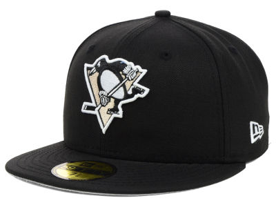 Pittsburgh Penguins NHL Basic 59FIFTY Cap Hats