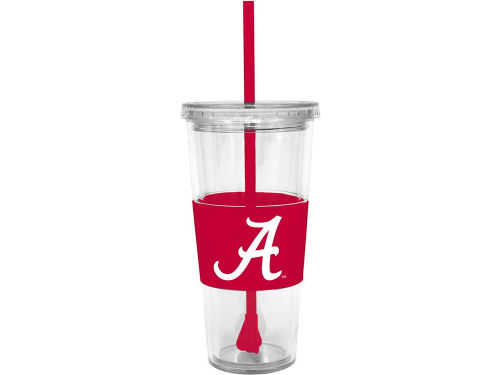 Alabama Crimson Tide Boelter Brands 22oz. Tumbler with Straw