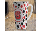 North Carolina State Wolfpack 16oz Latte Mug Kitchen & Bar