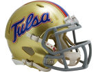 Tulsa Golden Hurricane Riddell Speed Mini Helmet Collectibles