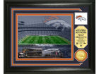 Denver Broncos Highland Mint Photo Mint Coin-Bronze Collectibles