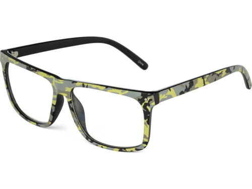 LiDS Eyewear Woodland Camo Pop Clear