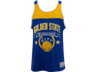 Mitchell and Ness NBA Color Blocked Tank Tanks