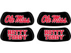 Mississippi Rebels 2 Pair Eyeblack Chant Gameday & Tailgate