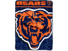 Chicago Bears The Northwest Company Micro Raschel Throw 46x60