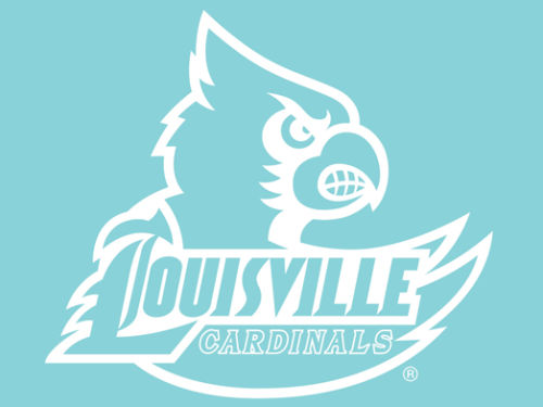 Louisville Cardinals Wincraft Die Cut Decal 8