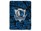 Dallas Mavericks The Northwest Company Micro Raschel Throw 46x60