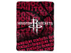 Houston Rockets The Northwest Company Micro Raschel Throw 46x60