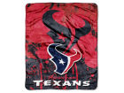 Houston Texans The Northwest Company 50x60in Plush Throw Roll Out Bed & Bath