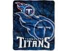 Tennessee Titans The Northwest Company 50x60in Plush Throw Roll Out Bed & Bath