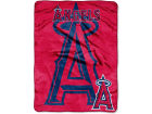 Los Angeles Angels of Anaheim The Northwest Company Micro Raschel 46x60 Triple Play Bed & Bath