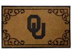 Oklahoma Sooners Full Size Coir Fiber Door Mat Bed & Bath