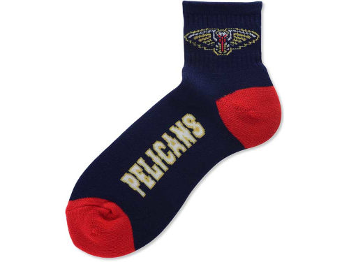 New Orleans Pelicans For Bare Feet Ankle TC 501 Socks
