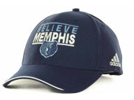 adidas NBA Believe Memphis Adjustable Cap Hats