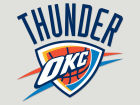 Oklahoma City Thunder Wincraft Die Cut Color Decal 8in X 8in Bumper Stickers & Decals