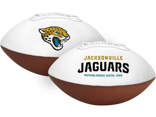 Jacksonville Jaguars Jarden Sports Signature Series Football