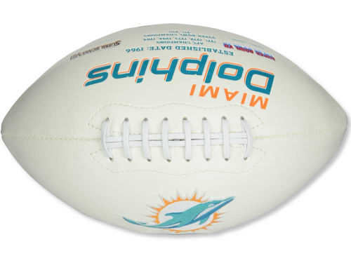 Miami Dolphins Jarden Sports Signature Series Football