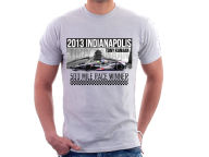 Indy 500 2013 Champ T-Shirt-Mens T-Shirts