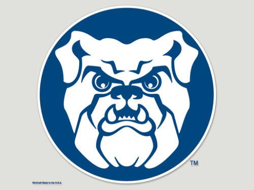 Butler Bulldogs Wincraft Die Cut Color Decal 8in X 8in