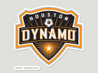 Houston Dynamo Wincraft Die Cut Color Decal 8in X 8in Bumper Stickers & Decals