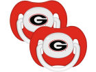 Georgia Bulldogs 2-pack Pacifier Set Newborn & Infant