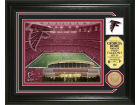 Atlanta Falcons Highland Mint Photo Mint Coin-Bronze Collectibles