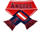 Los Angeles Angels Forever Collectibles 2013 Wordmark Acrylic Knit Scarf Apparel & Accessories